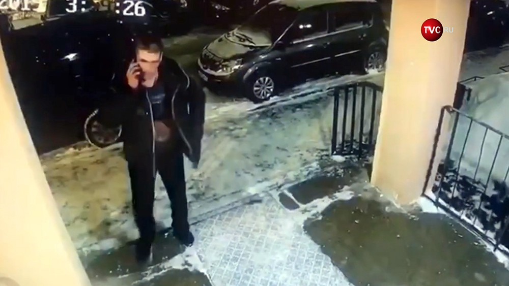 Подозреваемый в убийстве полицейского в Подольске