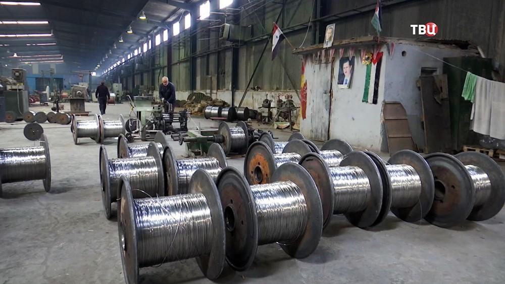 Производство электрооборудования в Сирии