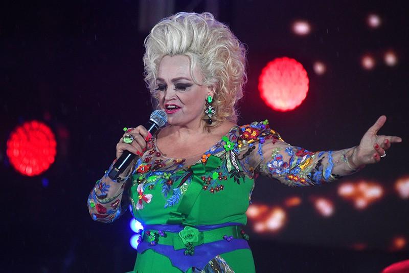 Певица Надежда Кадышева