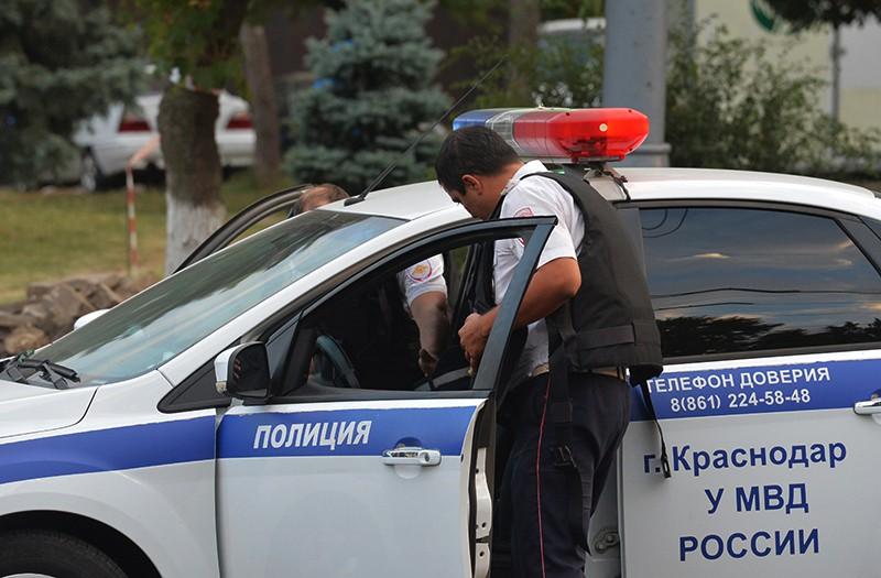 Полиция Краснодара