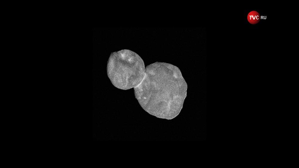 Объект пояса Койпера 2014 MU69