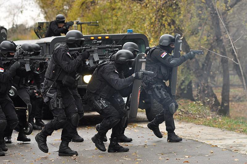 Спецслужбы Сербии