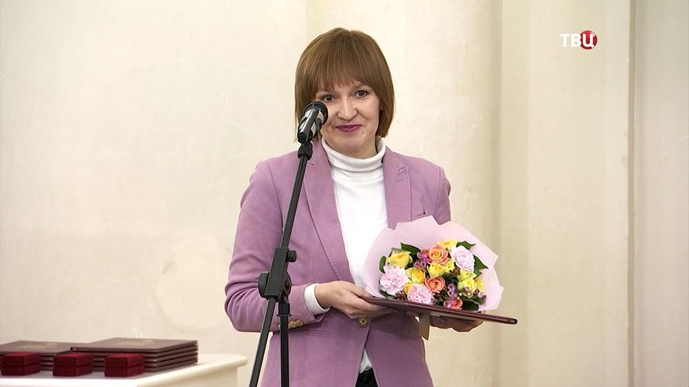 "Корреспондент ""ТВ Центра"" Юлия Богоманшина"