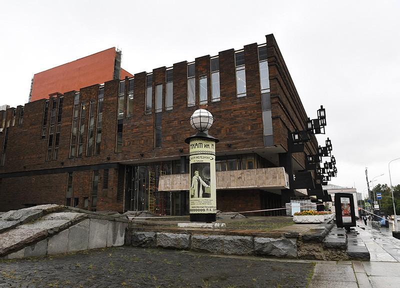 Здание Московского художественного академического театра имени М. Горького