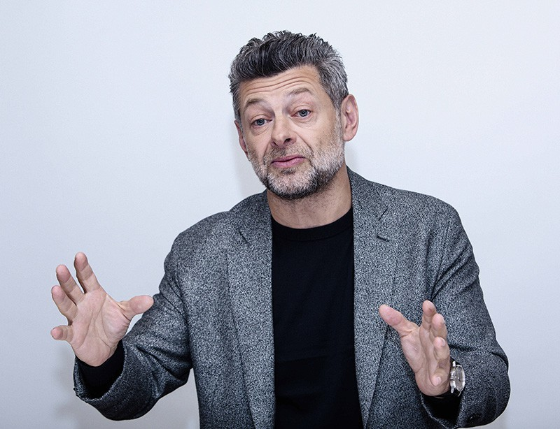 Актер Энди Серкис