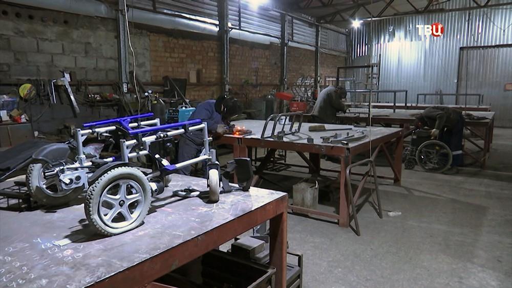 Производство технических средств для инвалидов