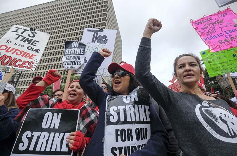 Женский марш в США