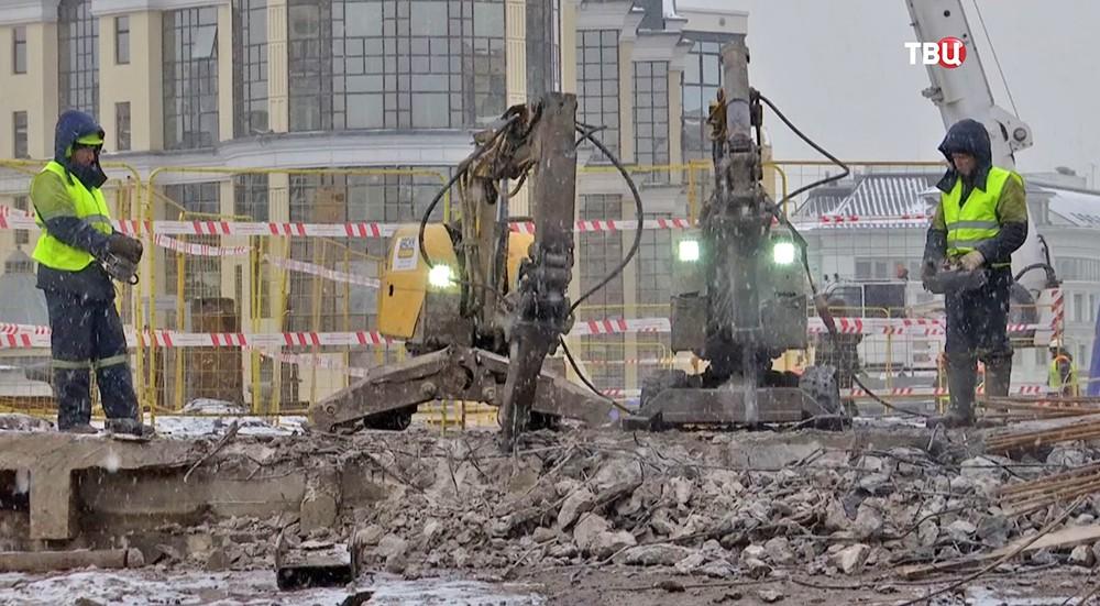Реставрации Большого Москворецкого моста