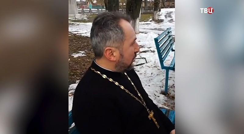 Священник Украинской Православной церкви