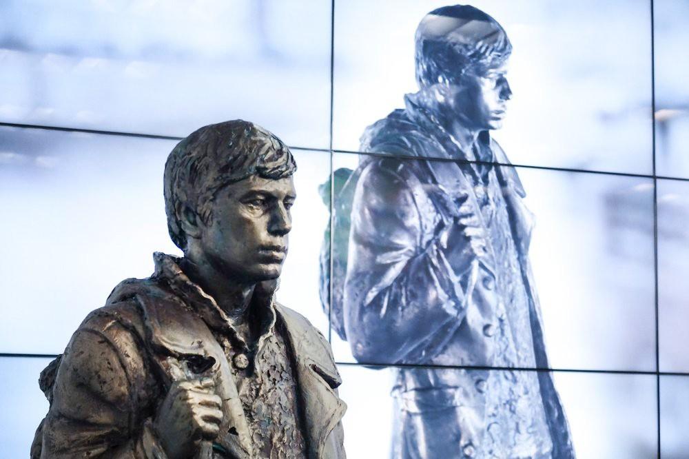 Памятник Сергею Бодрову