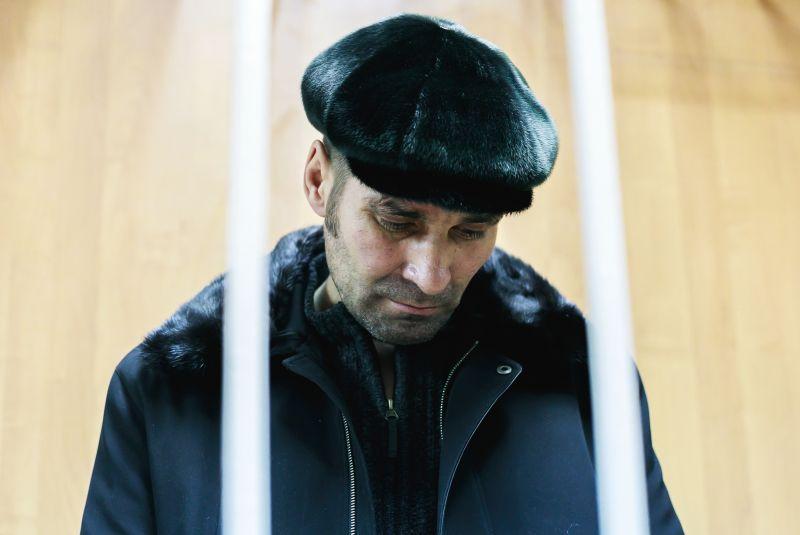 Житель Сургута Павел Шаповалов, обвиняемый в попытке угона самолета