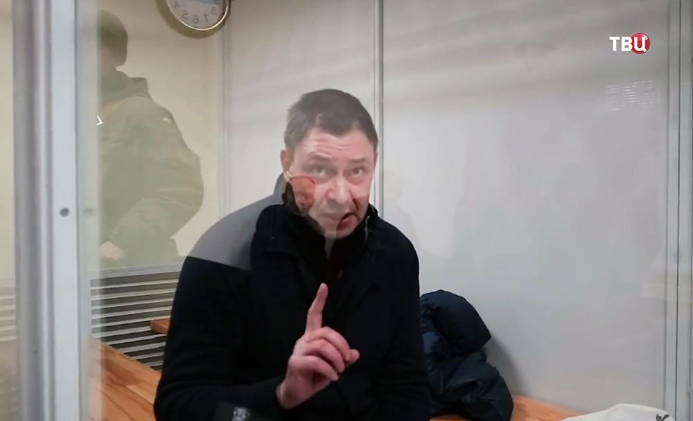 """Главный редактор сайта """"РИА Новости Украина"""" Кирилл Вышинский"""
