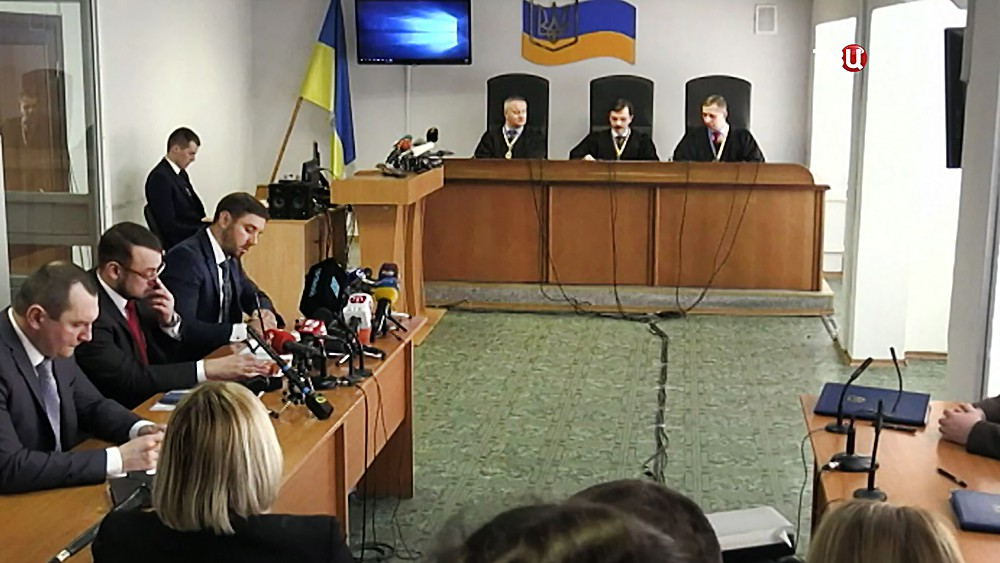 Суд над Виктором Януковичем