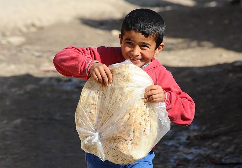 Сирийский мальчик