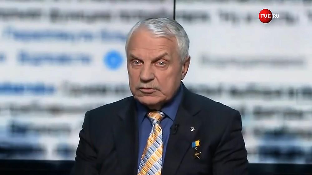 Украинский генерал-лейтенант Григорий Омельченко