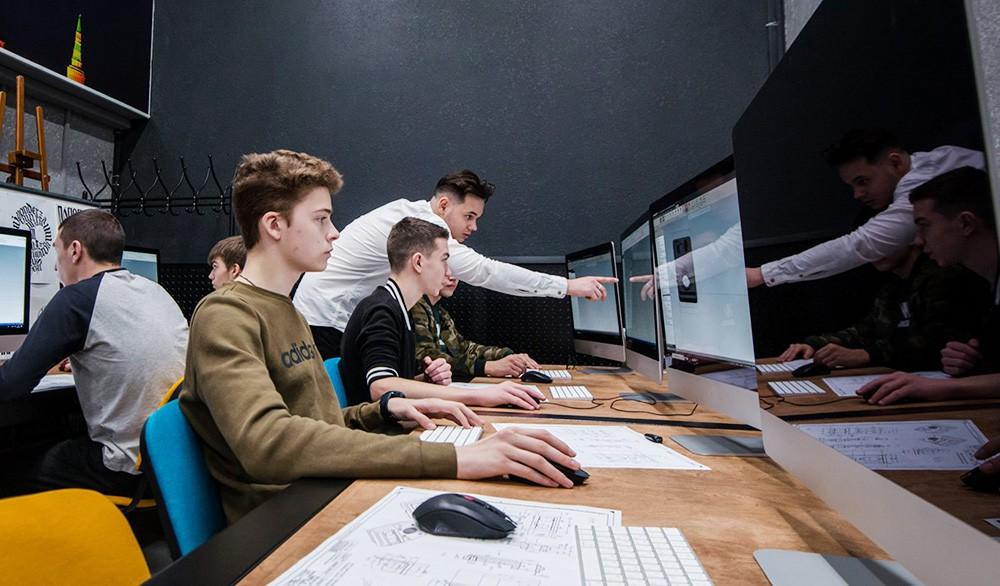 Молодые IT-специалисты