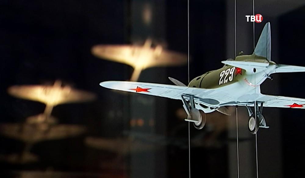Музей авиаторов под Санкт-Петербургом