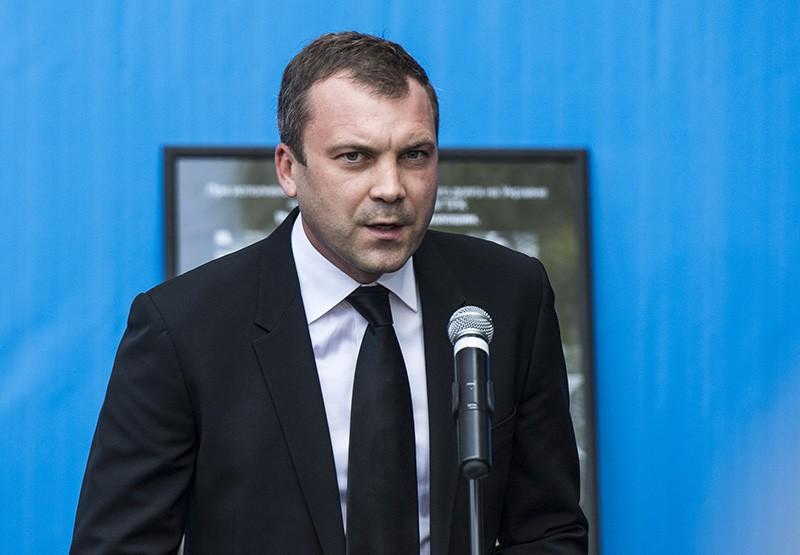 Журналист и телеведущий Евгений Попов