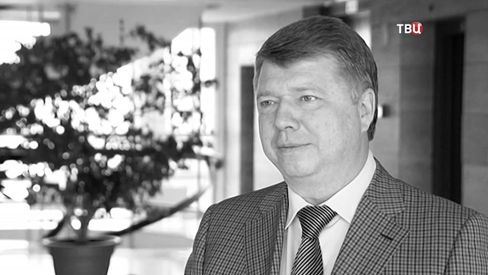 Руководитель Департамента региональной безопасности и противодействия коррупции города Москвы Владимир Черников