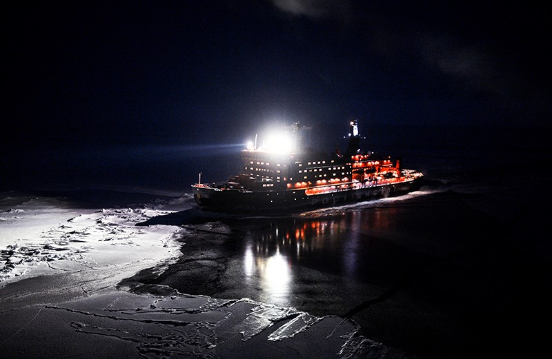 """Смотрите в 22:30 специальный репортаж """"Наша Арктика. Второе дыхание"""""""
