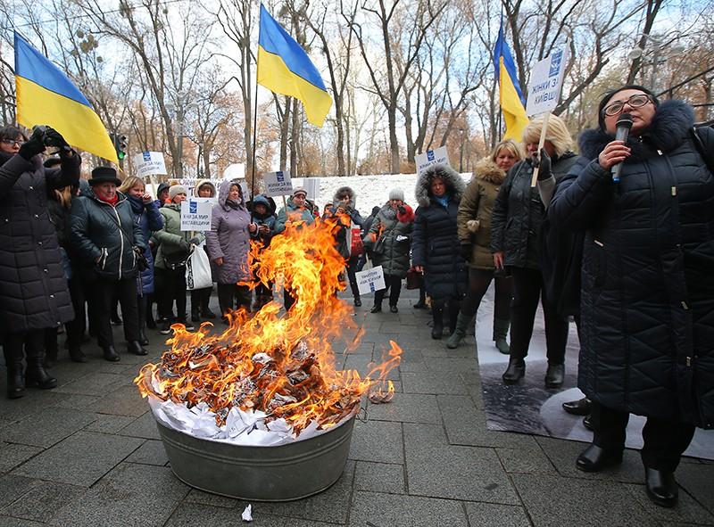 Украина признала собственную немощь