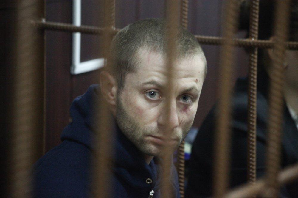 Избрание меры пресечения в отношении Дениса Чуприкова, обвиняемого в краже картины Архипа Куинджи «Ай-Петри. Крым»