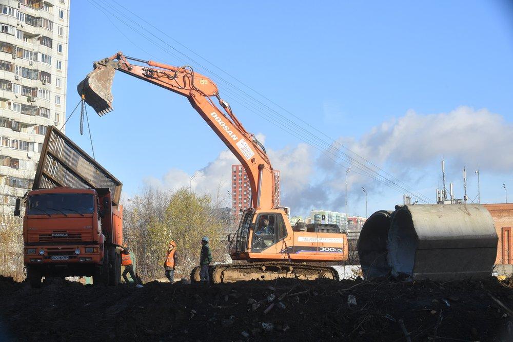 Дома на месте Ховринской больницы начнут строить весной