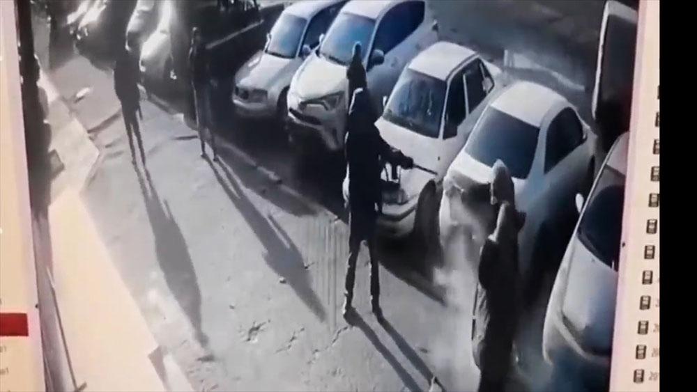 Появилось видео жестокого убийства супружеской пары на Украине
