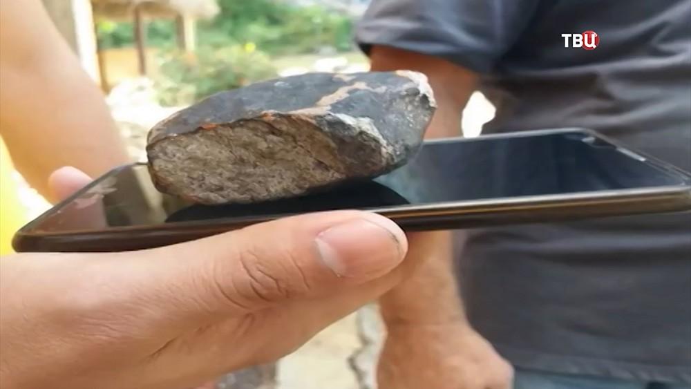 Обломок метеорита