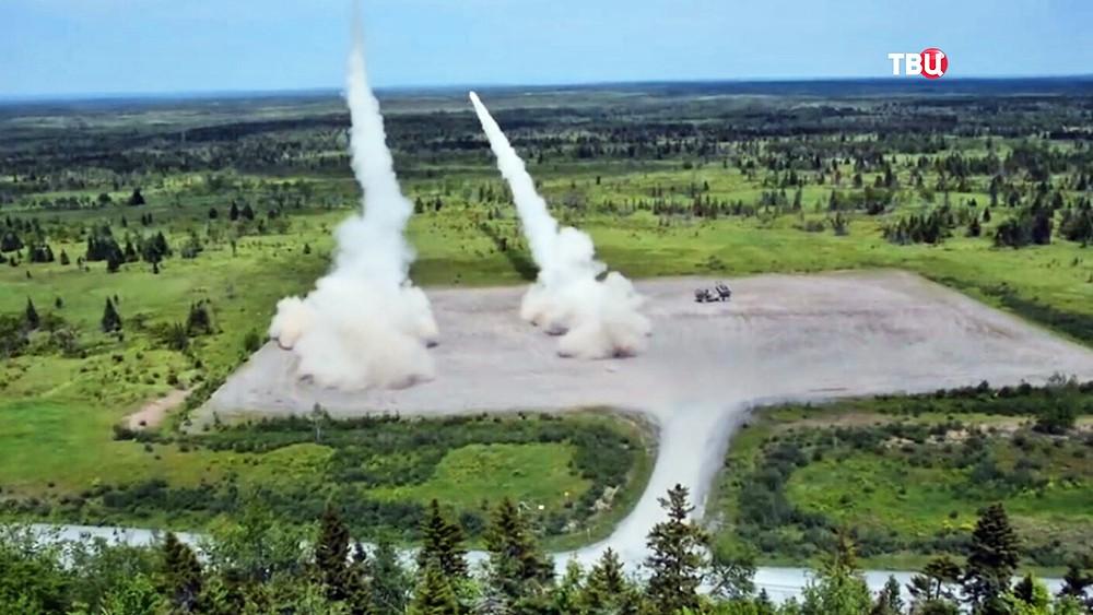 Пуск ракет