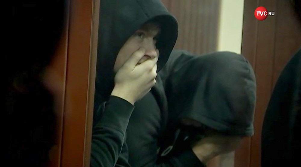Рассмотрение ходатайства следствия о продлении ареста футболистам Павлу Мамаеву и Александру Кокорину