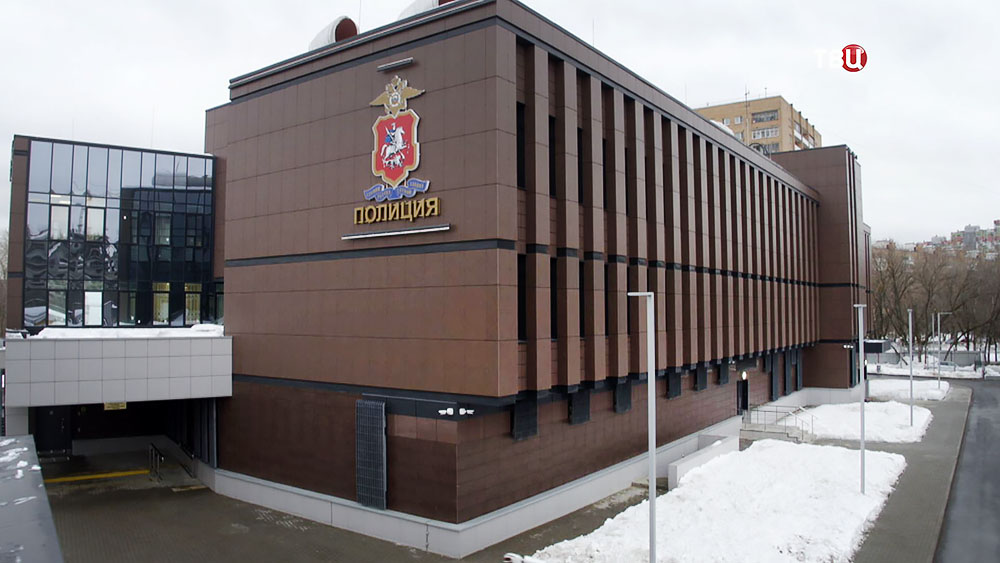 Новое здание ОВД