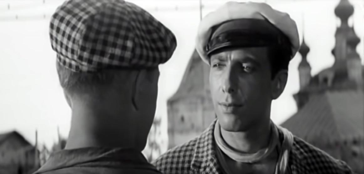 """Кадр из фильма """"Золотой теленок"""""""