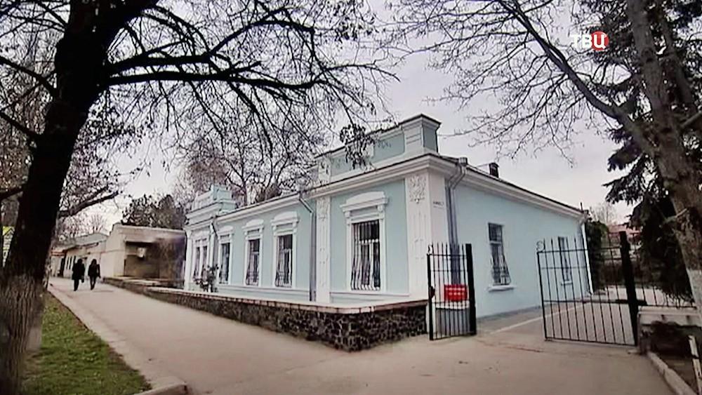 Дворец новорожденных в Симферополе