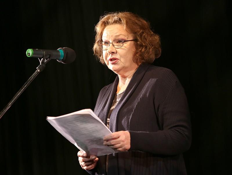 Актриса Наталья Тенякова