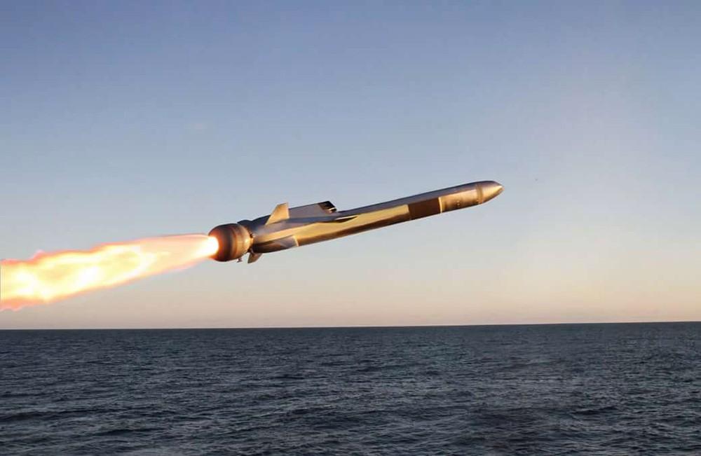 Крылатая ракета Naval Strike Missile