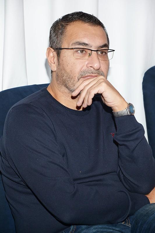 Журналист Артур Гаспарян