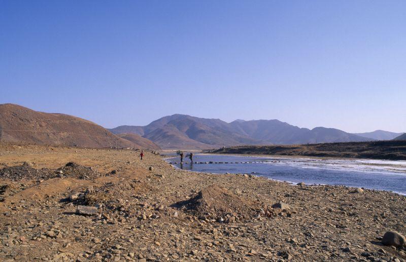 Засуха в Северной Корее