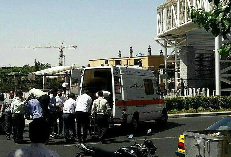 Теракт в Иране