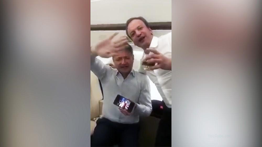 """""""Ах, судьба моя"""": Кремль оценил кутеж чиновников под Кадышеву"""
