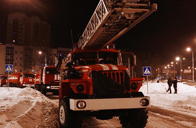 Хлопок газа обрушил часть дома в Красноярске