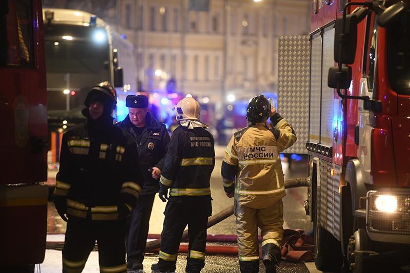 Из московского торгового центра эвакуировали посетителей
