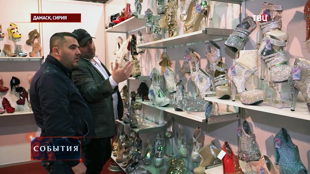 Торговый фестиваль в Сирии