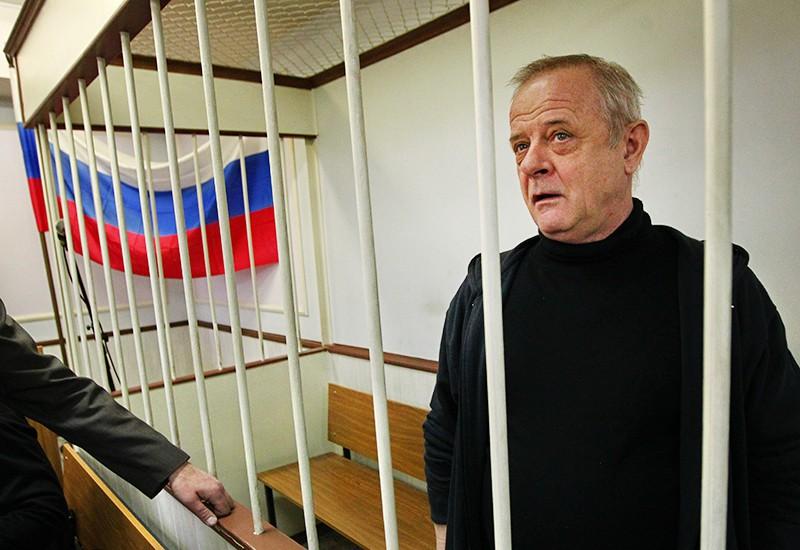 Полковник ГРУ в отставке Владимир Квачков