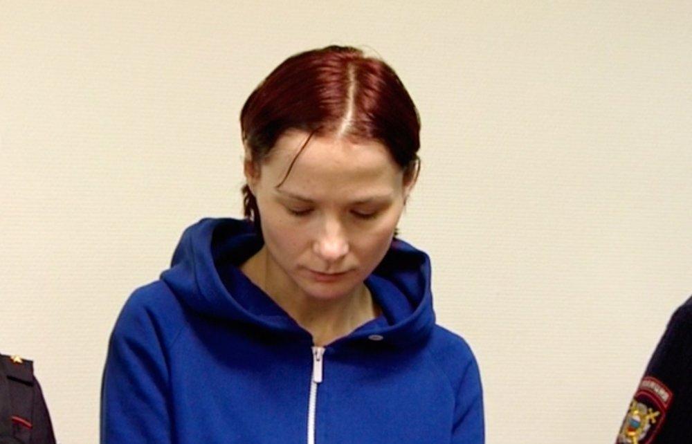 Надежда Куликова, оставившая сына в лесу