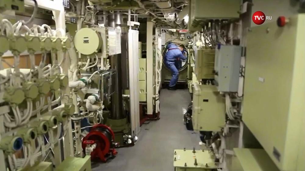 Экипаж подводной лодки