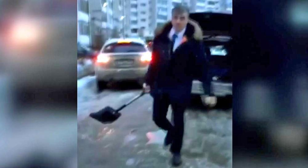 Депутат гордумы Дзержинска Игорь Крашенинников