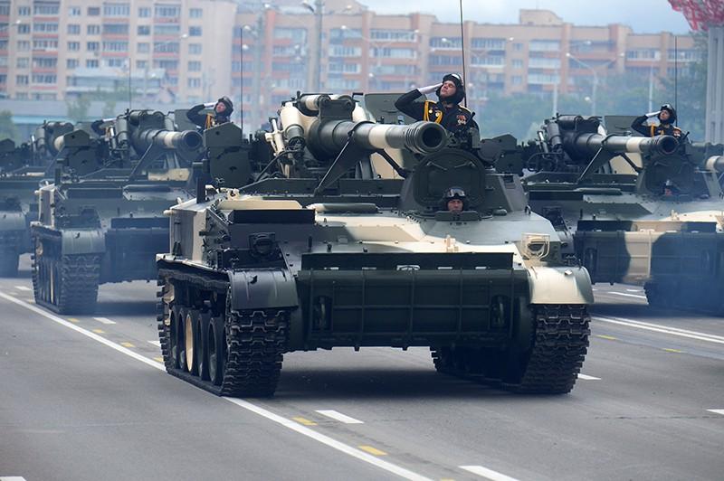 Военная техника в Белоруссии