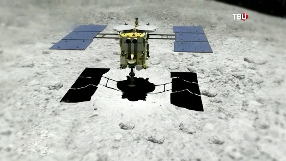 """Японский космический зонд """"Хаябуса-2"""""""