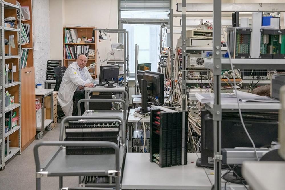 Научно-техническая лаборатория в технопарке